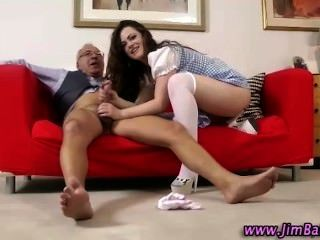 Horny Brit Amateur Gets Fucked