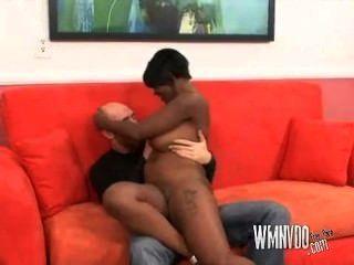 Busty Ebony Pornstar Pornstar