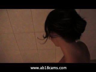 anal in der dusche