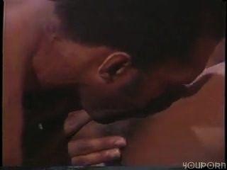 Retro Afro-americano-porno