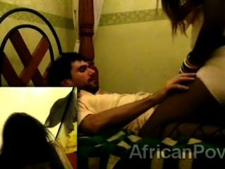 Stunning African Whore Pleases A Gifted Tourists Dong In Amateur Scene