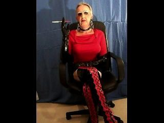 Sissy Faggot Holder Smoke