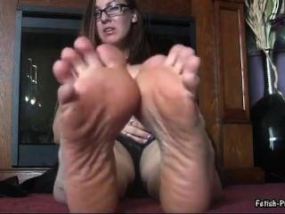 Sexy Feet Dirty Talk