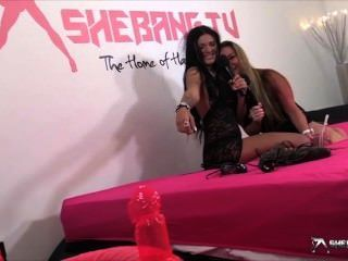 Shebang.tv - Amanda Rendall & Candy Sexton In Hd