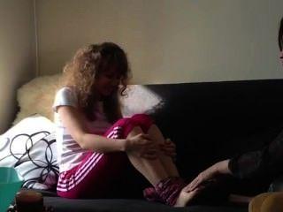 Mimi Foot Tickled F/f