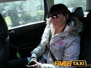 Faketaxi Jaded Girlfriend Fucks Taxi Man In Boyfriend Revenge