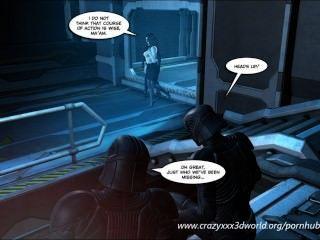 3d Comic: Vox Populi. Episode 13