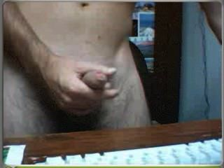 Cam Jerk 6 (sexy Guy)