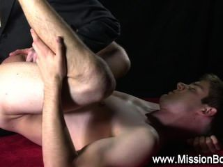 Guilty Ass Toying Missionary Elder