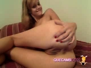 Cute Female Engaged Videochat - Session 6362