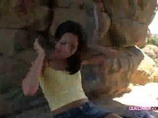 Alluring Female Enjoys Videochat - Session 1420