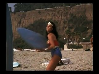 At nude beach Lynda a carter