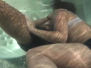 Underwater Bath