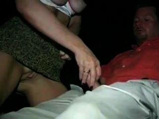 Gangbang Cathy At Porn Show