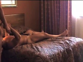 Hotel Room Bareback Sex