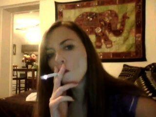Dangling Cigarette