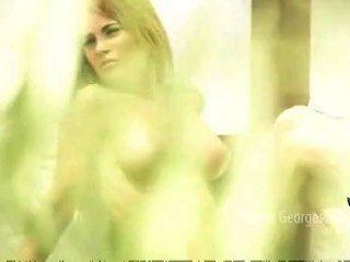 Irina Georgescu Making Of Playboy