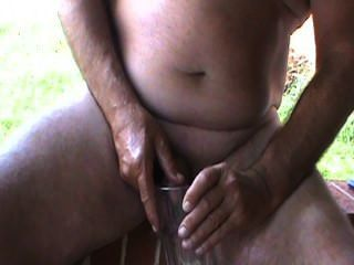 Pissing Outdoors