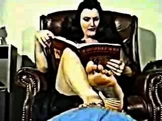 Foot Goddess 1
