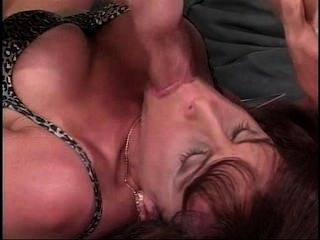 Regina Sharp Throatfuck, Cum In Mouth