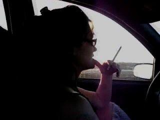 Smoking 120s While Driving