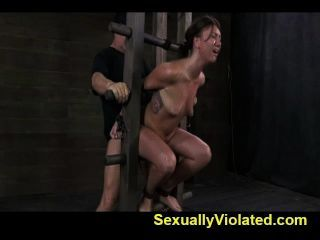 Bondage Device Makes Her Immobilized 2