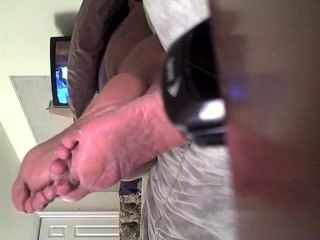 Ms Wrinkles Feet And Legs