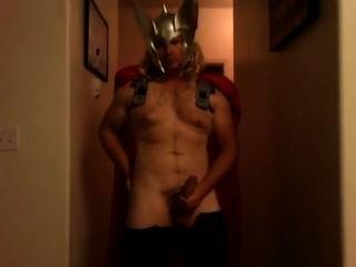 Thor Jerking!