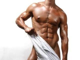 Alan Valdez Nude