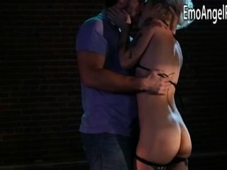 Kleio Valentien Throated And Anal Reamed