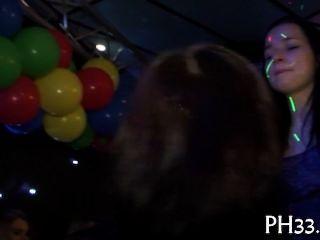 Drunk Cheeks Sucking Dick In Club