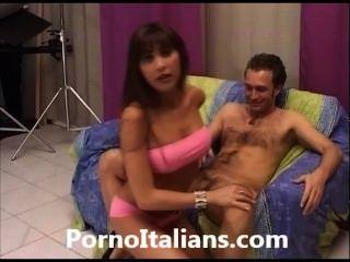 Porno Casting Italian - Provino Porno Italiano