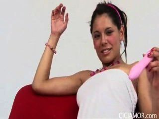 Red Chair - Cici Amor