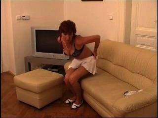 Secrets Of Horny Mature 4 - Scene 1