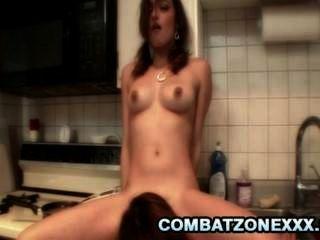 Francesca Le - Bodacious Lesbian Babes Kitchen Sex