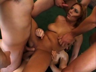 Melanie Jagger Double Vag Gangbang Auditions 9