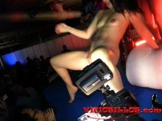Pamela Sanchez Public Squirting In Feda By Viciosillos.com