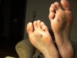 Dirty Foot Tease