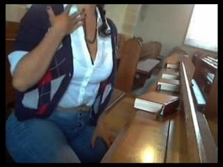 Churchgirl Shows God Her Sins