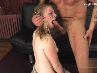 Big Tits Wife Dick Sucking