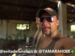 Actricesdelporno.com @evitadelunabcn & @tamarahdix En Amantres 17.