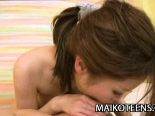 Hitomi Aoshima: Deflowering An Innocent Japanese Girl