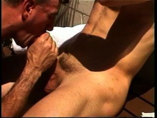 Married Navy Stud Gets Blowjob And Rim