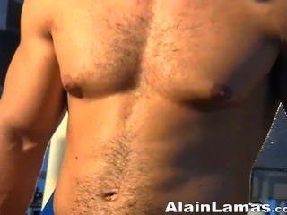 Alain Leg Workout