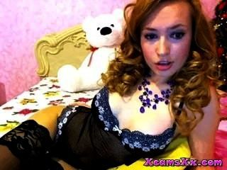 Sexy Webcam Girl Tight Body Sexy Lingerie Fit