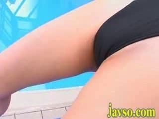 Hardcore Sex Temptation Of Swimming Instructor