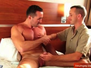 Full Video: A Cute Mature Sportguy Get Sucked By A 23yo Guy In Spite Of Him