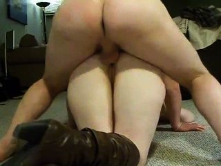 Mommy Moans Loud While Getting Ass Fucked