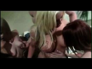 Orgy Sex Tape