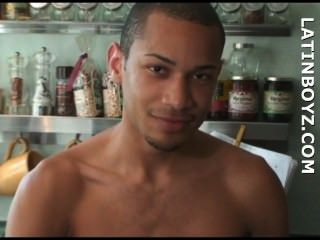 Hot Puerto Rican Guy